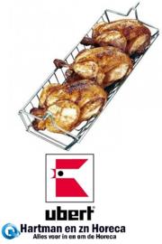RT 3GK4 - Grillmand voor kippengrills UBERT : RT 506 - 512, RT 403 - 406