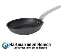 DN891 - De Buyer Choc inductie antikleef aluminium koekenpan 24 cm