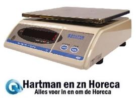 DP031 -Salter elektronische weegschaal 6kg