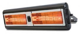 SOR230IPD-ZW -  TANSUN Sorento IP Terrasverwarming Zilver 3000 watt