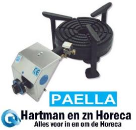 BPG/10 - Tafelmodel gasbrander paella, diam. 250 (10 kW) DIAMOND