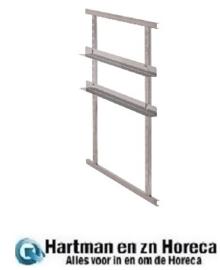 CW808 -Cambro kit rails en frames voor voorlader
