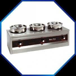 921453 - FOODWARMER Max Pro Met drie potten 3 x 4.5 Liter