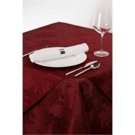 CE499 - Tafelkleden Bordeaux 90 x 90 cm
