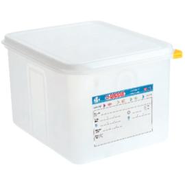 T989 - Araven GN1/2 voedselbak met deksel 12,5 liter