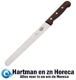 C630 - Victorinox Rosewood gekarteld hammes gekarteld 25,5cm