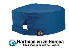 B173 -Chef Works Cool Vent beanie blauw