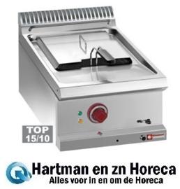 E7/F124T - Elektrische friteuse 1 kuip van 12 liter -Top- DIAMOND Optima 700