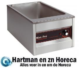 921250 - Bain Marie - RVS - 1/1 GN - Max Pro