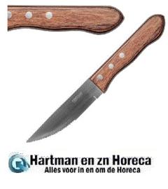 DY413 -Comas steakmessen Churrasco 25cm
