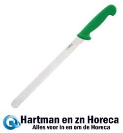 C867 -Hygiplas gekarteld vleesmes 30cm groen