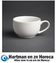 GK074 - Olympia koffie kop wit 23cl