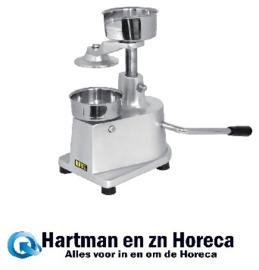 CE225 -  Buffalo hamburger prepareerapparaat