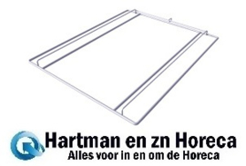 AT64-L - Structuur EN 600x400 (GN kasten) mm (BxDxH) : 530x650xh30 DIAMOND