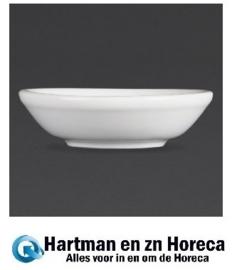 C320 - Olympia sojasauskom - Ø 7 cm. Prijs per 12 stuks.