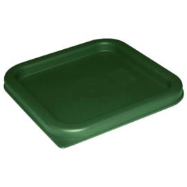 CF046 - Vogue vierkant deksel groen klein