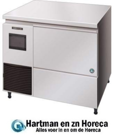 FM-150KE-50 - Hoshizaki Schilferijsmachine - Productiecapaciteit: 150kg/24u Opslagcapaciteit: 57 kg