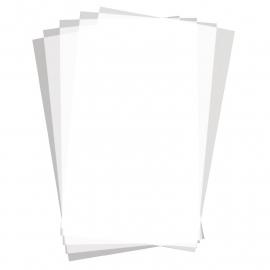 GF037 - Vetvrij papier zonder opdruk 25,5x40,6cm (500 vel)