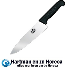 C662 - Victorinox Fibrox breed koksmes 20,5 cm