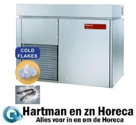 ICE900ISW - IJsschilfermachine 900 kg (zonder reserve) - Water gekoeld DIAMOND