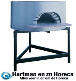 PIZZA OVEN TRADITIONELE HOUTOVEN