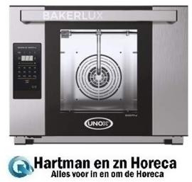 596173 - Unox Bakerlux - Arianna GO Heteluchtoven - 4x 46x33cm