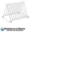 DP037 - Hygiplas snijplankenrek 10x 30 mm
