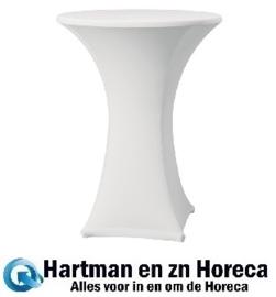H022 - Tafelrok Samba wit