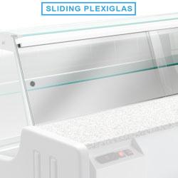 PX15/SG -  Plexiglas deuren  1500 mm