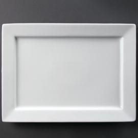 C362 - Olympia rechthoekige schaal 40 x 30 cm