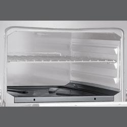 A9/FF-FT Optie: ovenbodem in gietijzer-Diamond
