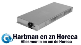 A9/KCH1 - Verwarmingskit voor kast lengte 400 mm DIAMOND