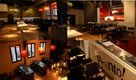 Pronto Italiaans Restaurant Schiedam