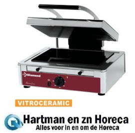 CONTACT GRILL CERAMISCH
