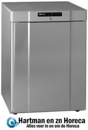 862100441 - Gram COMPACT onderbouw koelkast - K 210 RG 3N - RVS