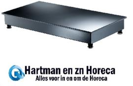 7.10.340.020 - Tafelmodel warmhoud inductie zwart 1,5kW CULION
