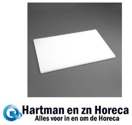 HC881 -Hygiplas LDPE snijplanken wit