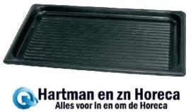 HHS372 - Vogue GN anti-aanbak bakplaat geribbeld