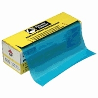 CD416 - Thermohauser disposable spuitzak blauw 46 cm