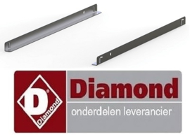 223GAEL/2 - R.V.S. rails (R en L), kasten EURONORM Line DIAMOND