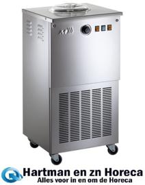 406006 - IJsmachine - Sorbetiere - Musso - Club - 10 liter