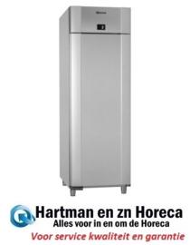960700041 - Gram ECO PLUS K 70 koelkast - enkeldeurs - Vario Silver