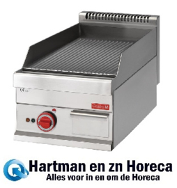 GN058 - Gastro M 650 elektrische bakplaat 65/40 FTRE