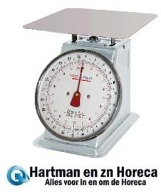 F173 -Weighstation platformweegschaal 10kg