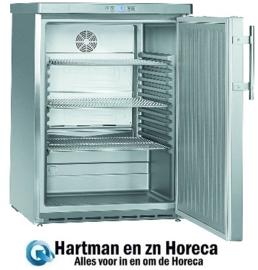 405216510 - Onderbouw  koelkast NordCap UKU 165 L