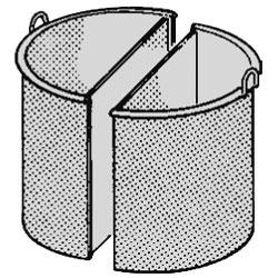 A9/CP-102 Mand 2 sectoren, 100 liter Diamond