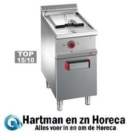 E7/F13A4 - Elektrische friteuse 1 kuip 13 liter op gesloten kast DIAMOND Optima 700