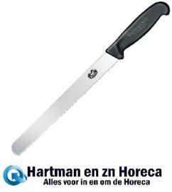 C684 - Victorinox Fibrox gekarteld hammes 35,5cm