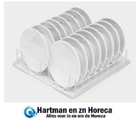 WB40D01 - Korf voor 8 borden, Ø 315 mm, Korf voor 8 borden, Ø 315 mm SMEG SMEG
