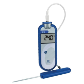 C462 - Comark C12 digitale thermometer met afneembare voeler Bereik: -40°C tot +125°C